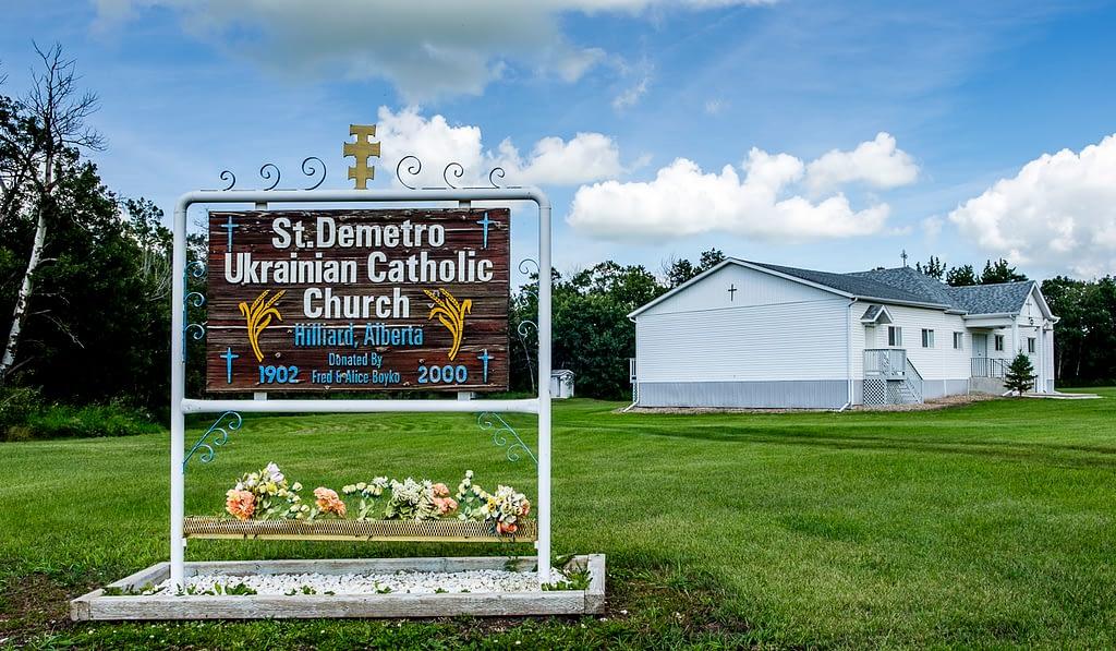 St. Demetro Ukrainian Catholic Church