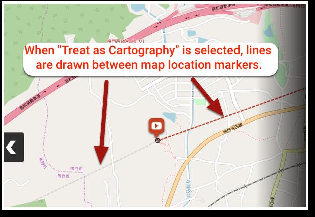 Treat as Cartography