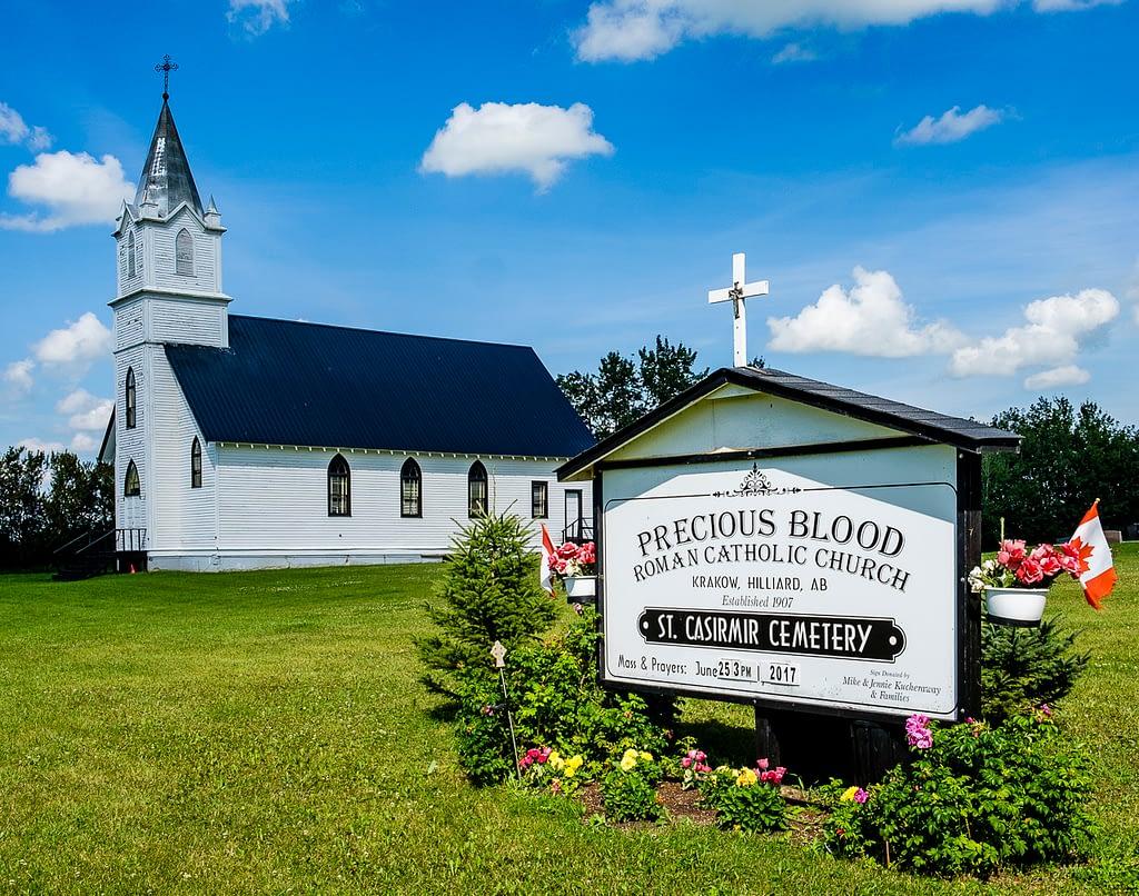 Roman Catholic Church of the Precious Blood