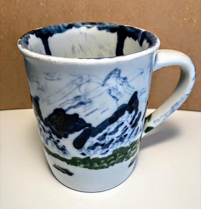 My Ugly Mug from Tobe