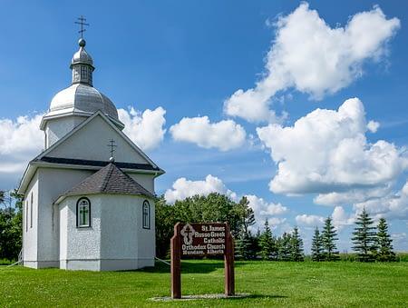 Russo-Greek Orthodox Catholic Church of St. James
